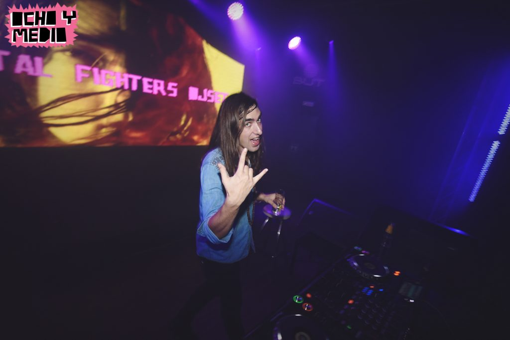 GILBERT (CRYSTAL FIGHTERS) DJ SET