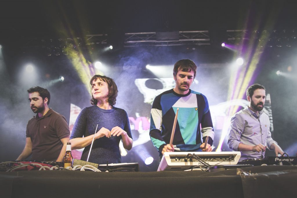 OCHOYMEDIO DJS